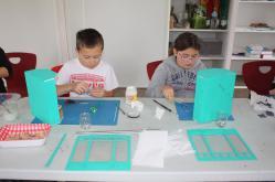 Atelier vitrines miniatures mai 2015 2
