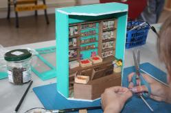 Atelier vitrines miniatures mai 2015 4
