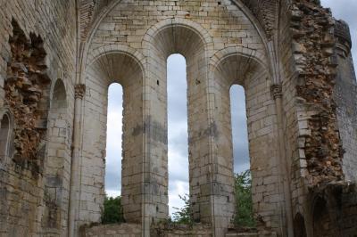 Visite abbaye de la reau du 14 mai 2017 15 1