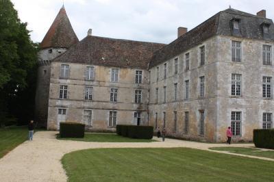Visite abbaye de la reau du 14 mai 2017 2